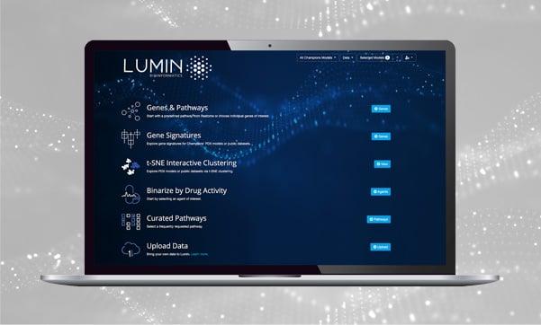 Lumin Laptop Front Pg
