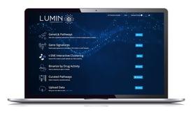Lumin-on-Laptop