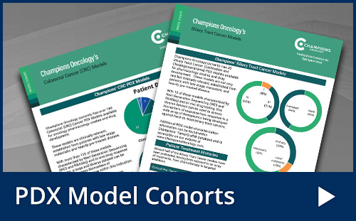 Resource_PDX Model Cohorts
